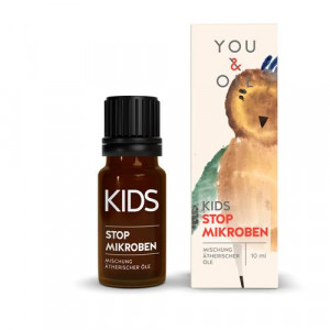 YOU & OIL KIDS Stop Mikroben