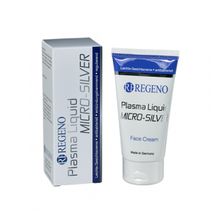 PLASMA LIQUID Micro Silver Face Cream